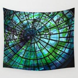 Underwater Aquarium Wall Tapestry