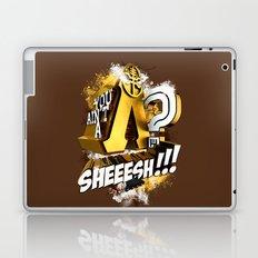 You Ain't A Lambda? SHEEESH!!! Laptop & iPad Skin