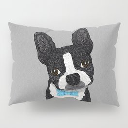 Bow Tie Boston Pillow Sham