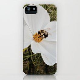 bumble iPhone Case