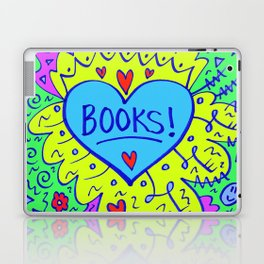 Books! Laptop & iPad Skin