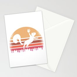 Flying Squirrel Stationery Cards