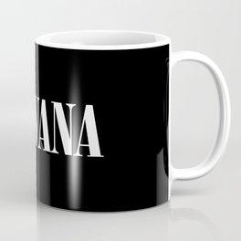 N I R V A N A Coffee Mug