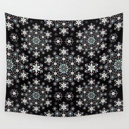 Snowflake Lace Wall Tapestry