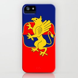 Genoa CFC iPhone Case