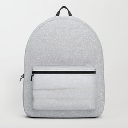 Snow Glitter Backpack