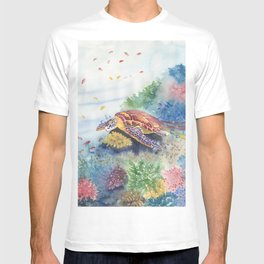 Sea Turtle and Friends T-shirt