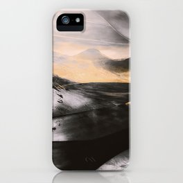 ABSTRACT#411 iPhone Case