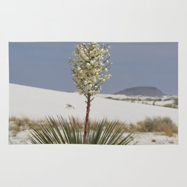 White Sands Soap Yucca Rug