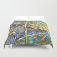 frog Duvet Covers featuring Frog by APCgallery