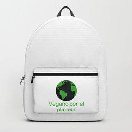 Vegano por el planeta | Vegan for the panet Backpack