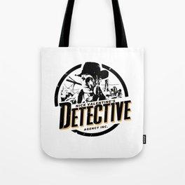 Nick Valentine - Detective Tote Bag