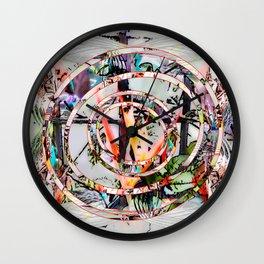 Sylphs Wall Clock