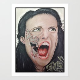 painless Art Print