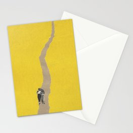Torn Around - Path Stationery Cards