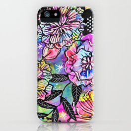 Channeling Lisa iPhone Case