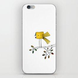 Nosy Bird iPhone Skin