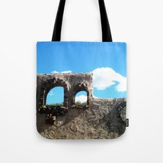 Castle Tote Bag