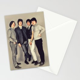 The Kinks, Music Legends Stationery Cards