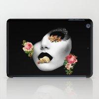 noir iPad Cases featuring : noir : by Bauerhorst