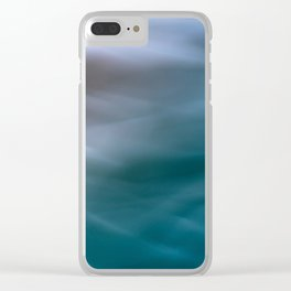 Flow Clear iPhone Case