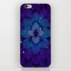 Variations on a Feather III - Raven Wing Deconstructed iPhone & iPod Skin