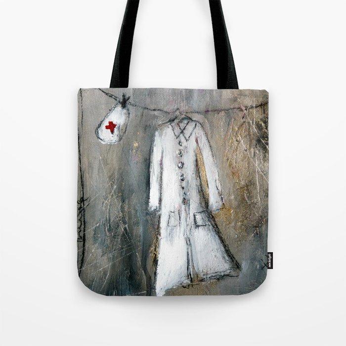 Nurse Tote Bag By Lamade Society6