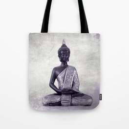 Buddha  - JUSTART © Tote Bag