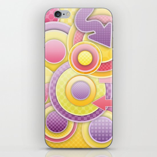 Jumbo Mumbo iPhone & iPod Skin