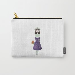 Universe in Lady Carry-All Pouch