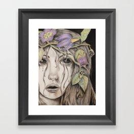Atropine Framed Art Print