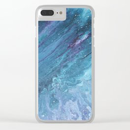 Number 92 Clear iPhone Case