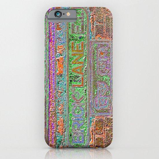 Brick Lane 3 B iPhone & iPod Case