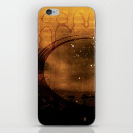 Terrestrial Visitation iPhone Skin