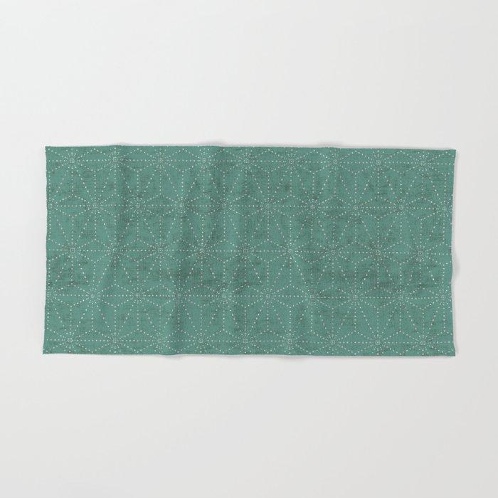 SHIKO MINT Hand & Bath Towel