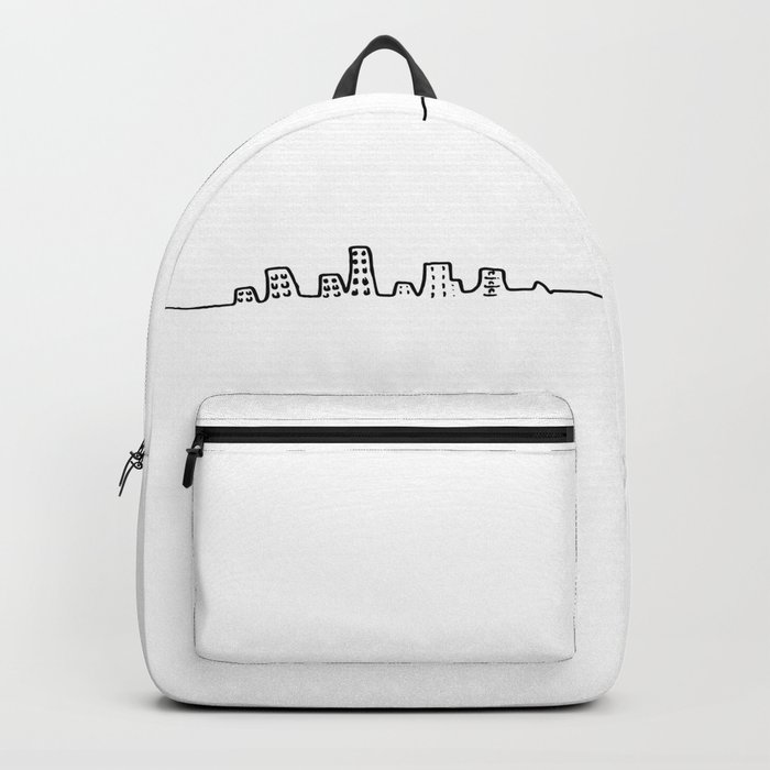 city line Backpack