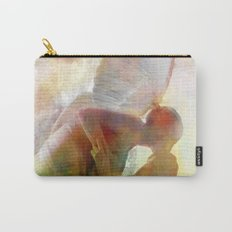The kiss of the angel Carry-All Pouch