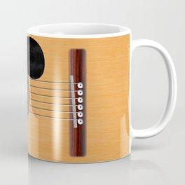 Acoustic Guitar Coffee Mug