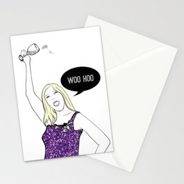 Woo Hoo Stationery Cards