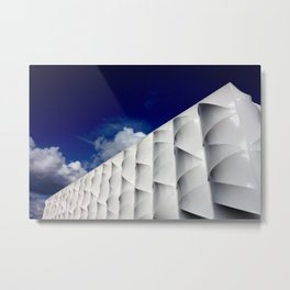 Basketball Arena - London 2012 - Olympic Park Metal Print