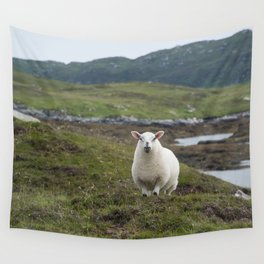 The prettiest sheep Wall Tapestry