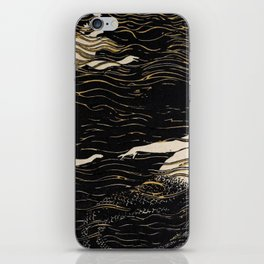 River Nymphs iPhone Skin