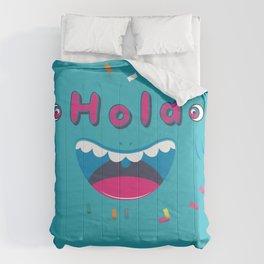 Hola! Comforters