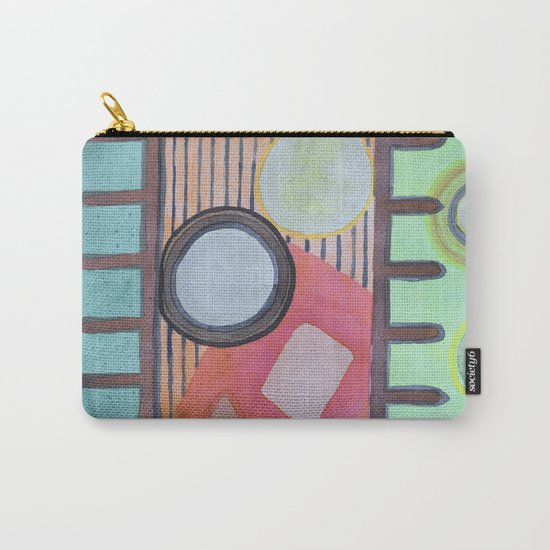 Trapped between two Worlds Carry-All Pouch