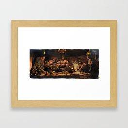 Conan the Barbarian - Crush Your Enemies Framed Art Print