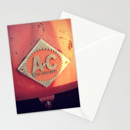 Allis-Chalmers Stationery Cards