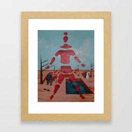 Fotografía de mi Boda Framed Art Print