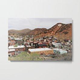 Bisbee, Arizona Metal Print