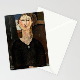 "Amedeo Modigliani ""Antonia"" Stationery Cards"