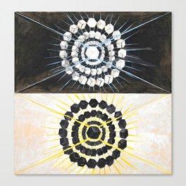 "Hilma af Klint ""The Swan, No. 08, Group IX-SUW"" Canvas Print"
